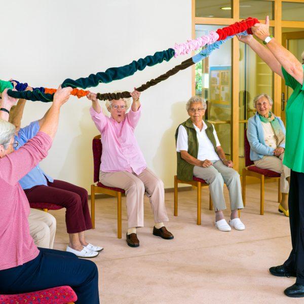 psicomotricidad en los mayores