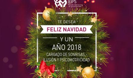 Desde EIPS te deseamos Feliz Navidad 2017