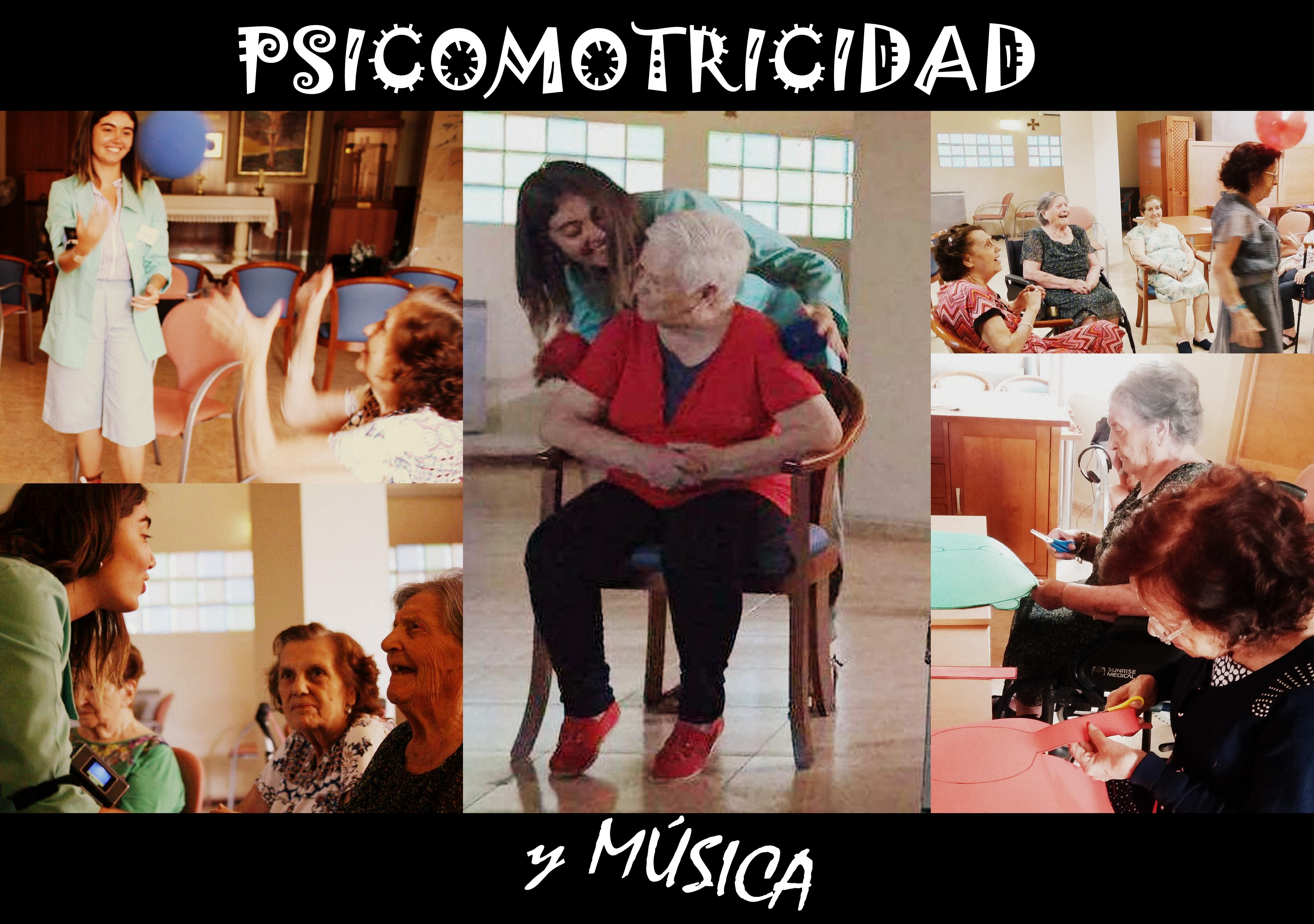 Psicomotricidad y Musica