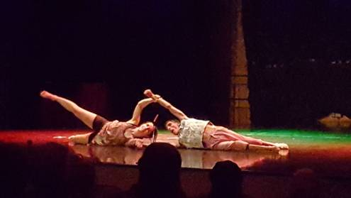 psicomotricidad y danza inclusiva